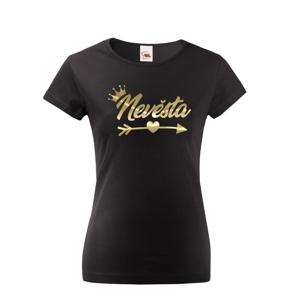 Dámske tričko na rozlúčku pre Nevestu - tričká pre rozlúčkovú párty