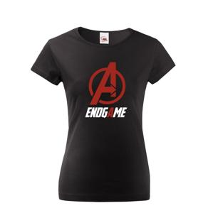 Dámske tričko s motívom Avengers EndGame - ideálne pre fanoúšikov Marvel