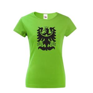 Dámske tričko Slezská orlica - ideálne tričko pre české (slezské) vlastenky