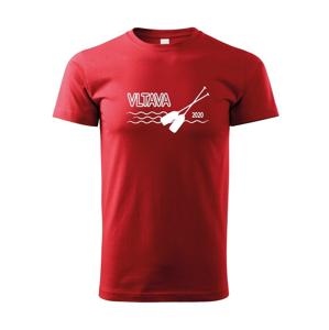 Detské tričko pre vodákov s voliteľnou riekou a rokom
