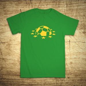 Detské tričko s motívom Futbal 4