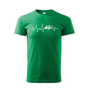 Detské tričko Vodácky pulz - ideálne tričko na vodu