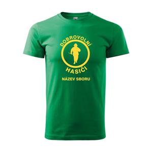 Originálne tričko pre dobrovoľných hasičov