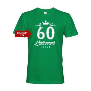 Pánské tričko k narozeninám Limitovaná edice