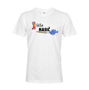 Pánske tričko pre hasičov Ocko hasič - originálny darček