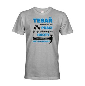Pánske tričko pre tesaře- ideálny darček nielen k narodeninám
