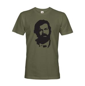Pánske tričko s legendárnym Budom Spencerom