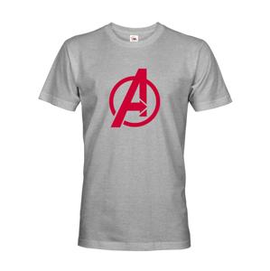 Pánské tričko s populárnym motívom Avengers