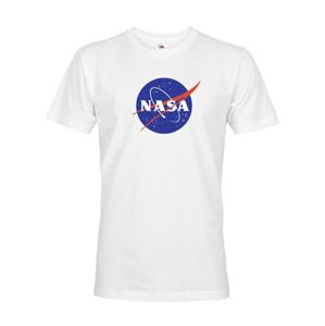 Pánské tričko s potiskem vesmírné agentury NASA -  7 barevných variant