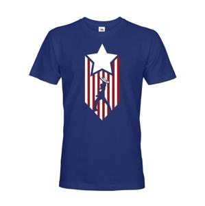 Pánske tričko s potlačou Kapitán Amerika - Captain America