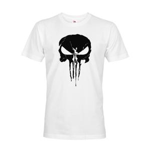 Tričko s motivem Punisher.