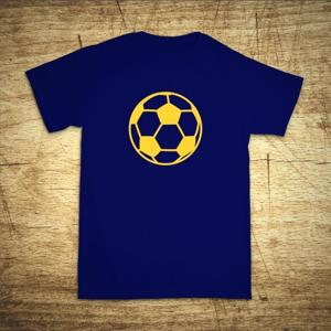 Tričko s motívom Futbal 3
