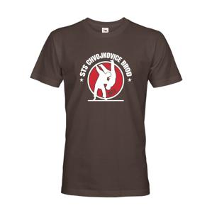 Tričko STS Chvojkovice Brod - originálne tričko z filmu Jáchyme hoď ho do stroje
